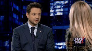 Trzaskowski: spodziewałem się, że to będzie brudna kampania wyborcza