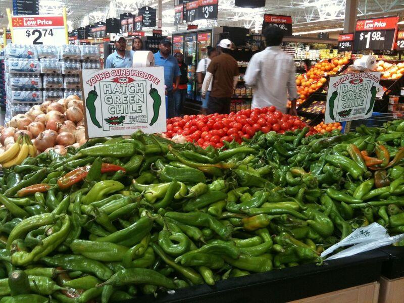 Chili Espanola należą do typu papryczek z Nowego Meksyku (Flickr.com/vxla (CC BY 2.0))