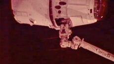 Dragon zacumował do ISS