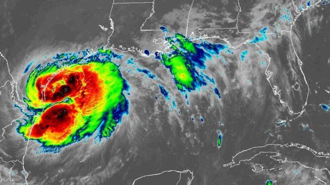 Hanna zmierza do Teksasu. To pierwszy huragan na Atlantyku w tym sezonie