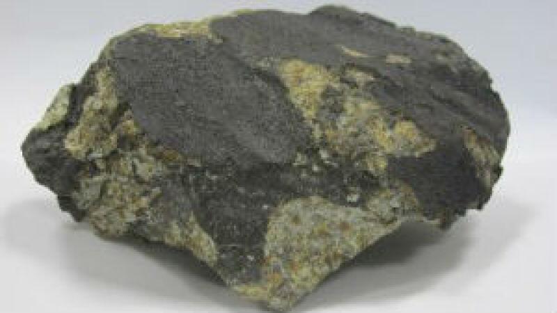 Meteoryt czelabiński wydobyty z jeziora Czerebakuł