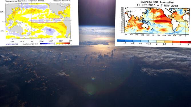 Zjawisko, które zmienia pogodę na świecie. <br />El Nino może pojawić się wiosną