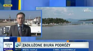 Polacy nie stracili zaufania do biur podróży (TVN24)